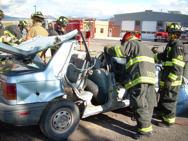 Accident Rescue Training