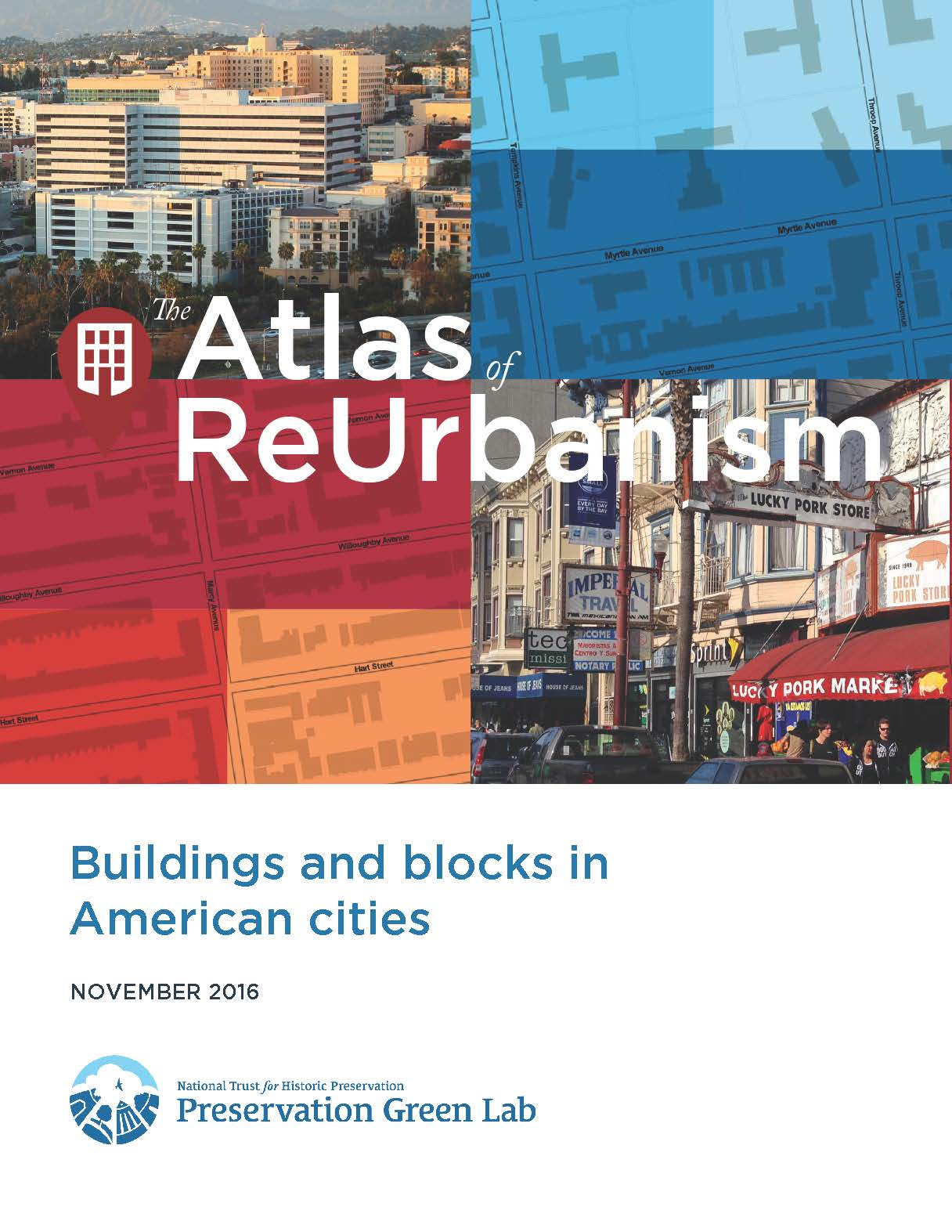 The Atlas of ReUrbanism, Summary Front Page 1