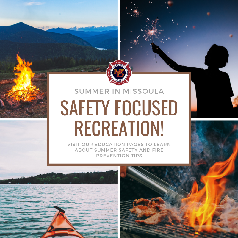 Camping, Fireworks, River, and Outdoor Cooking Safety tips can be found on our Public Education/Seas